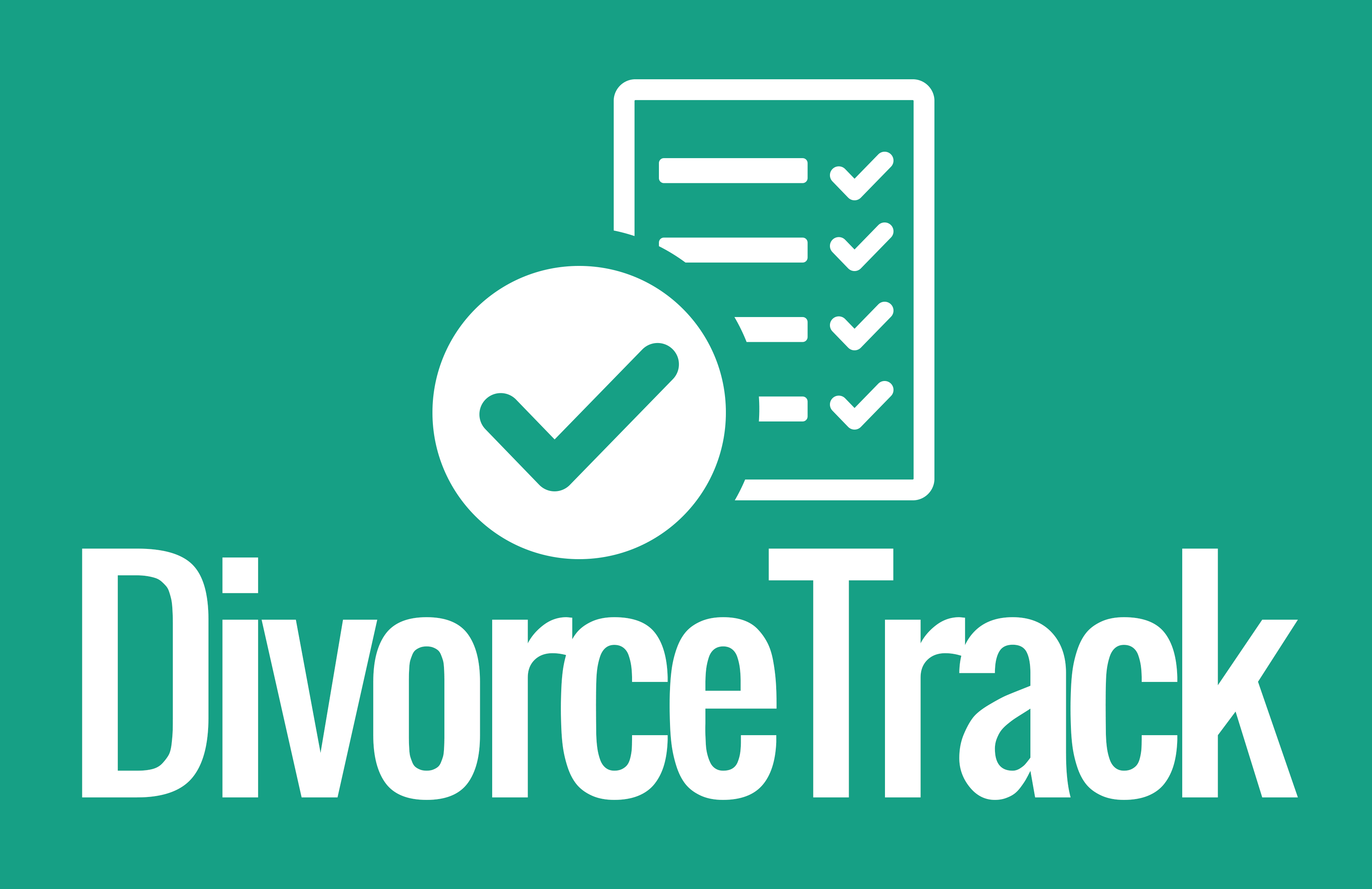 Divorce Track Logo